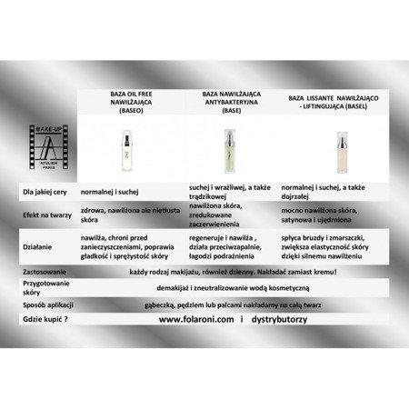 Baza nawilżająco-rozświetlająca - Base Eclat 30 ml