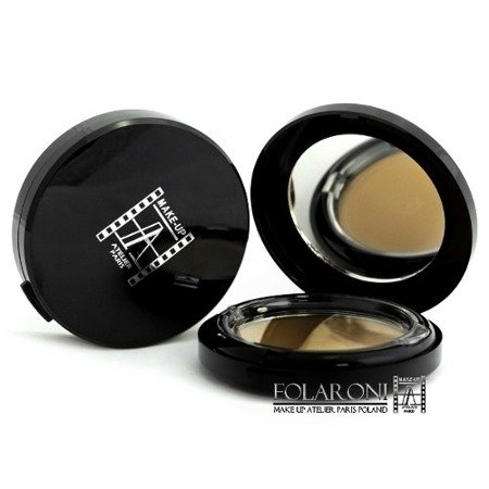 Puder perłowy w kompakcie - Pearl Compact Powder